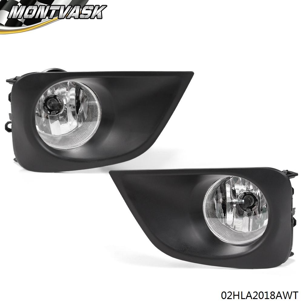 Bumper Fog Light Driving Lamp For Toyota Vios    Yaris